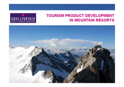 3_3 Christopher Hinteregger_Tourism product development in Mountain Resorts_E